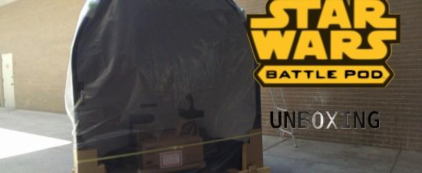 Star Wars Battle Pod Unboxing