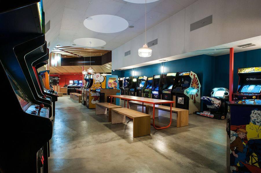 Best Arcade Restaurants Chicago
