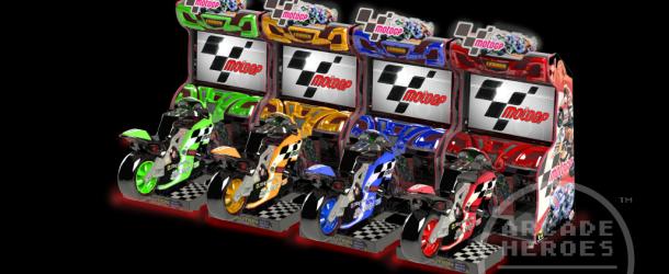 The Next Racing Game From Play Mechanix & Raw Thrills: MotoGP