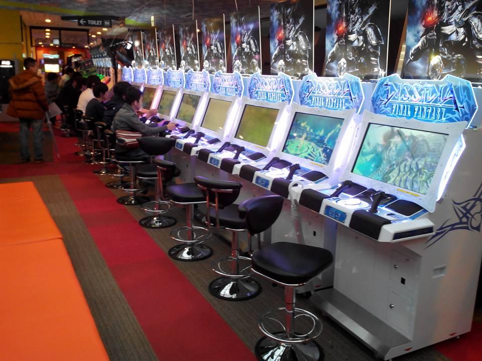 Arcade Heroes Japan Arcade - Museca & Gunslinger Stratos 2