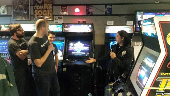 Doc Mack of GGA and the Skycurser development team discuss the new game