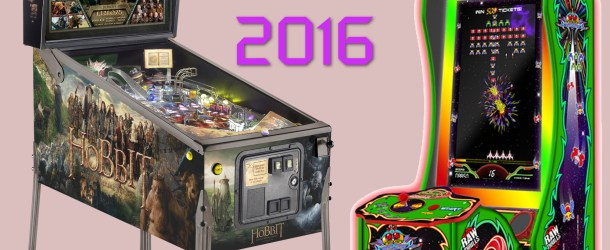 New Releases: The Hobbit Pinball; Galaga Assault