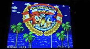 Discovered: Segasonic Bros. Arcade Prototype by Bubble Bobble Creator Fukio Mitsuji