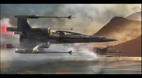Namco Announces Pre-Orders For Star Wars Battle Pod The Force Awakens Update