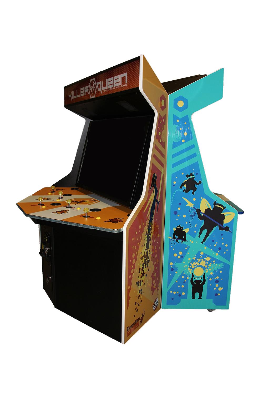 Arcade Heroes Killer Queen Arcade Now Available Through Raw ...