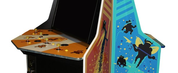 Killer Queen Arcade Now Available Through Raw Thrills