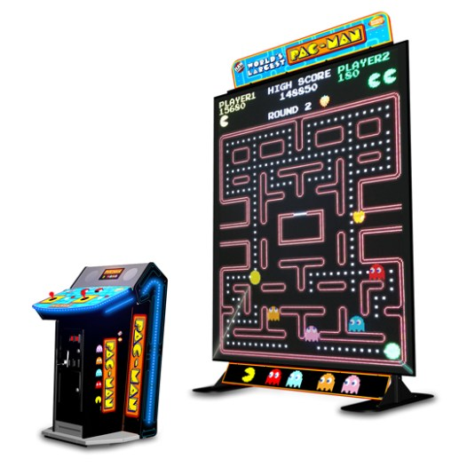 Worlds-Largest-Pac-Man-Carpet-game-list