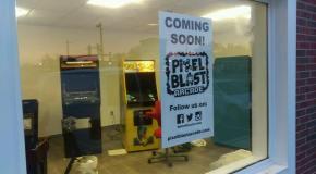 New Locations: Ctrl+V; Pixel Blast Arcade; Boxcar Bar+Arcade; Game Nest
