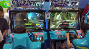New Games Spotted At The IAAPA Asian Attractions Expo