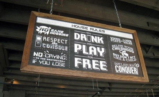 16bit-bar-arcade-rules