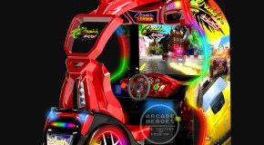 New Details On Cruis'n Blast by Raw Thrills & Nintendo