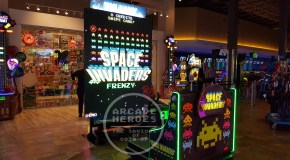 Surprise! Space Invaders Frenzy Coming To Arcades In 2017/2018