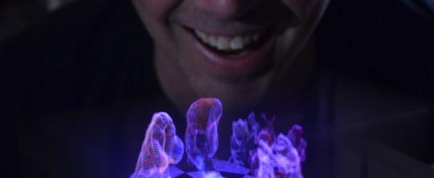 Arcade Heroes Display Tech: Holograms With Voxiebox - Arcade