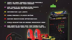 New Flyer For Space Invaders Frenzy