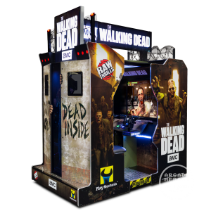 The Walking Dead Arcade Cabinet