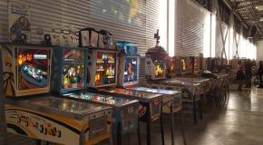 New Arcades: The Machine Shed (MN); Can Can Wonderland (MN) ; The Grid Arcade And Bar (MI); Boxcar Bar+Arcade (NC)