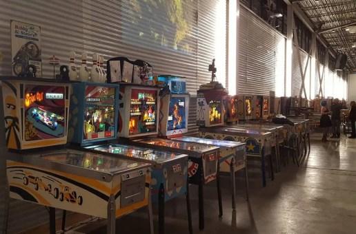 New Arcades: The Machine Shed (MN); Can Can Wonderland (MN) ; The Grid Arcade And Bar (MI); Boxcar Bar+Arcade (NC)