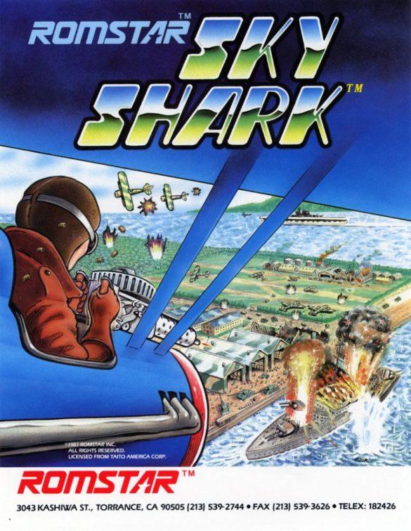 Sky Shark Flyer