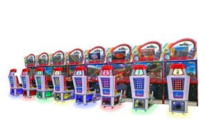Daytona Championship USA 8 Player Arcade