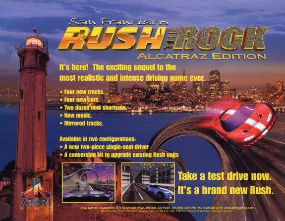 Rush The Rock