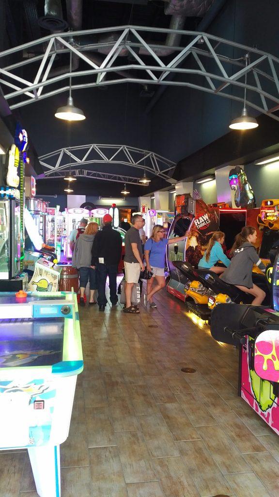 Arcade at Universal Studios Florida