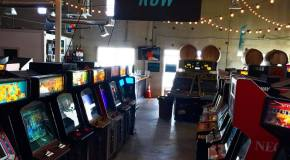 New Locations: Cidercade (TX); Ready Player One Bar (MI); Token (Ireland); Round1USA (IL)