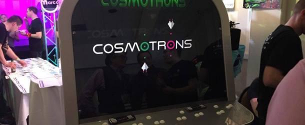 Cosmotrons Update – Making A Fiberglass Arcade Cabinet