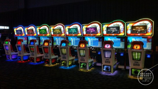 Daytona Championship USA at Dave & Busters