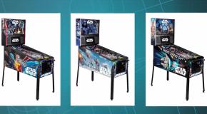 Stern Unveils Star Wars Pinball