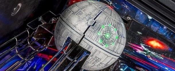 Star Wars Pro Pinball Machines Beginning To Show Up 'In The Wild'