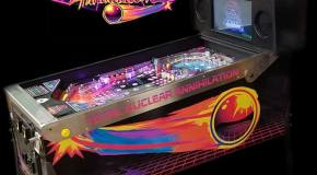 Spooky Pinball Unveils Total Nuclear Annihilation Pinball