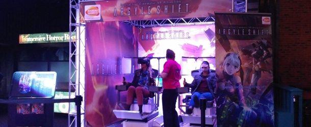 Newsbytes: Pinball Designer Arrested; VR Zone London; Zero Latency Vegas; Battle Robot Works