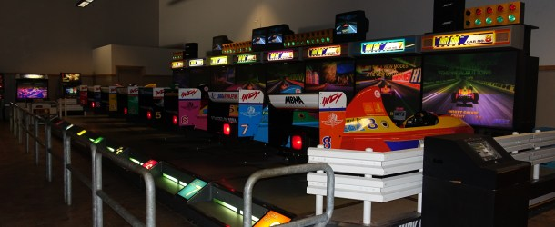 Arcade Tour and Review: King Waldorf's Palace Arcade at Marineland Theme Park, Niagara Falls Ontario Canada