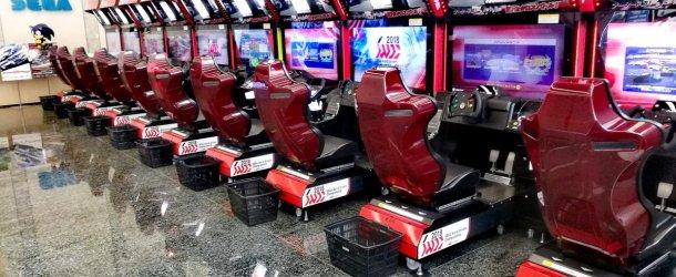 Japanese Arcades Galore! Sega World Drivers Championship; Border Break Zero Plus; Gitadora Matixx; Bombergirl; Ultra Street Fighter IV & More!
