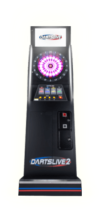 Darts Live 2 game machine