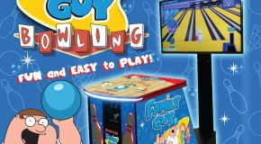 IAAPA 2017: New Details For Family Guy Bowling by Team Play