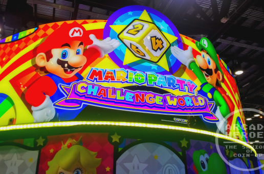 IAAPA 2017: Mario Party Challenge World Prototype