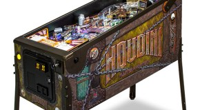 American Pinball's Houdini: Master Of Mystery Now Available