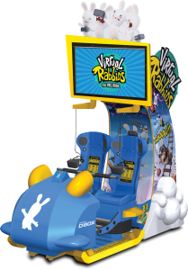 Virtual Rabbids: The Big Ride by Ubisoft/LAI Games