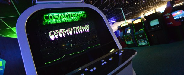 Indie Arcades 2018: Cosmotrons Update