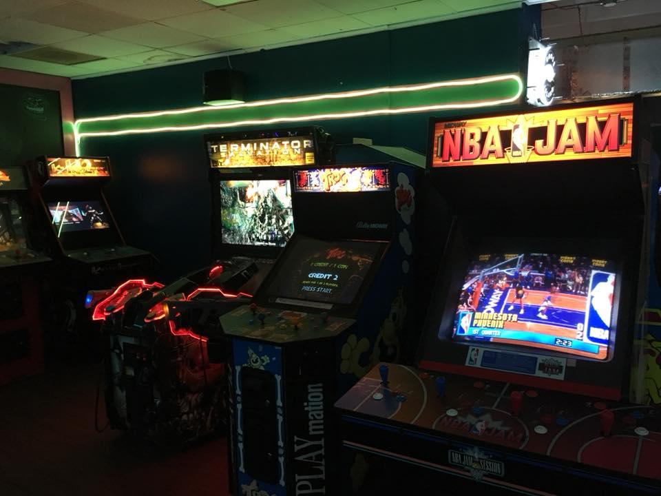Arcade Heroes New Arcades: Neon Retro Arcade #2 (CA); Appalachian Pinball Museum (NC); The ...