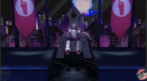 Sewer Level & Shredder's Throne Room Revealed In New Teenage Mutant Ninja Turtles Arcade Game Screenshots