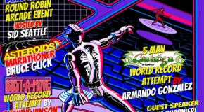 Arcade Expo 4.0 To Bring 1100+ Arcade & Pinball Games Together In March