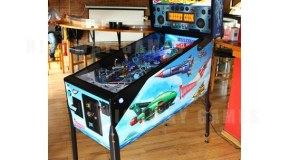 Highway Games & Homepin Launches Thunderbirds Pinball