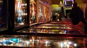New Locations: Walt's Bar (CA); Punch Bowl Social (IL); Dave & Busters; Sega Prize Zones (UK)