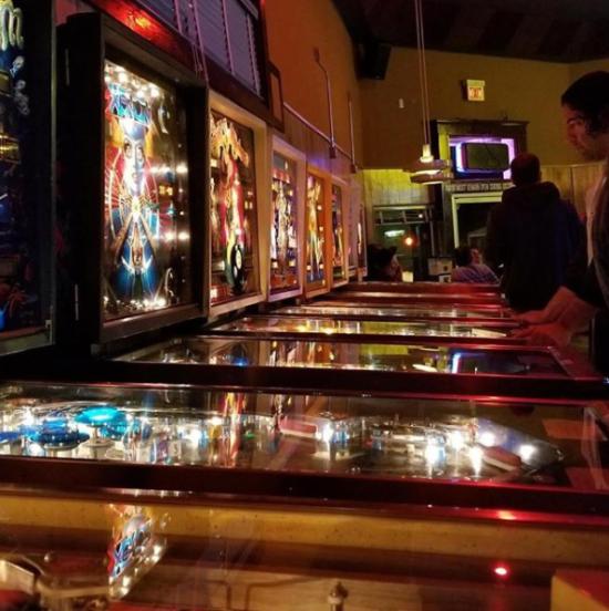 Walts Bar, Los Angeles CA