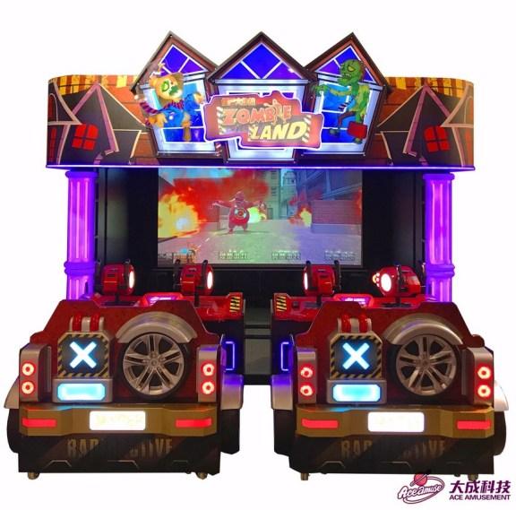 Arcade Heroes EAG 2018: Racecraft & Zombie Land - Arcade ...
