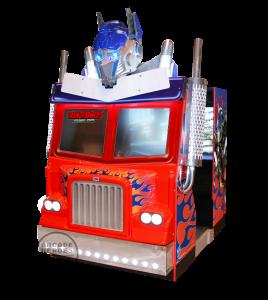 Transformers Shadows Rising by Sega Amusements