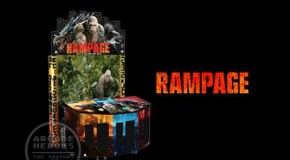 Rampage Returns To Arcades As A Dave & Busters Timed Exclusive