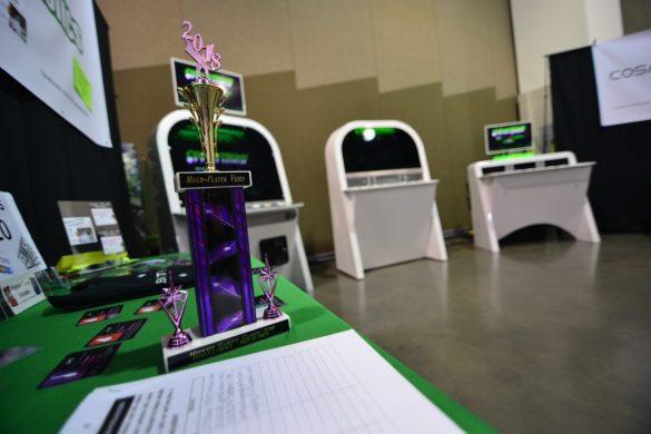 Cosmotrons award